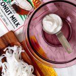 coconut yogurt ingredients