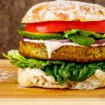 BEST Falafel Sandwich & Sauce Recipe